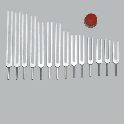 New 14 pc Meridian Tuning forks for Meredians & Organs-Sound Healing Therapy