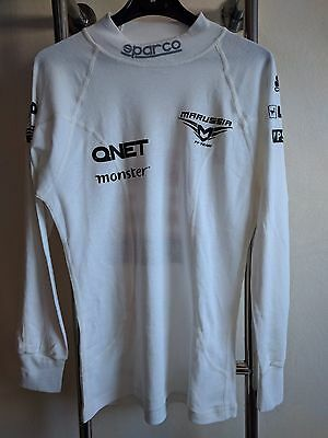 Nomex  Charles Pic - Marussia F1  - (Used)
