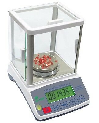 100g / 0.001g Analytical Balance 1mg HRB103 Scale Mass Density Laboratory