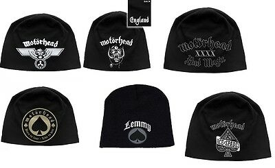 Motorhead Official  Beanie - 7 designs