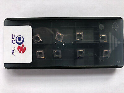 CCMT 060204 CARBIDE TURNING INSERTS (Original Brand Not Copied)