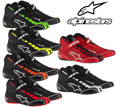 Alpinestars Tech-1 KX Boot, Karting Kart Racing Shoe, Autograss - NEW for 2017