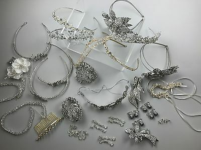 Job Lot Bridal Wedding Accessories Hair Accessories, Jewellery Vine