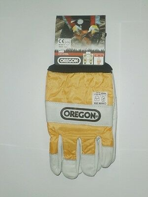 Oregon Chainsaw Gloves Large