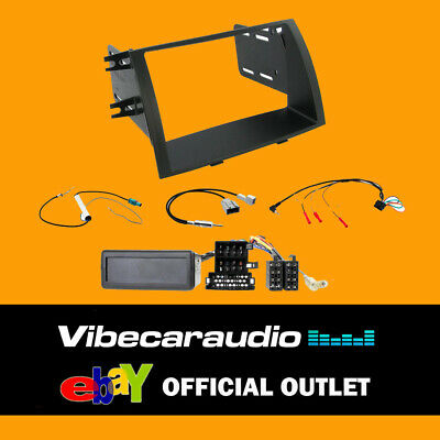 Connects2 CTKKI07 KIA Rio 2008 > Non Amplified Double Din Complete Fitting Kit