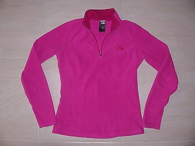 THE NORTH FACE - Ladies Pink Jumper for Outdoors/Hiking/Camping - XS / S  (8-10)