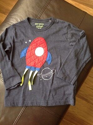 Boys next Long Sleeved Top Aged 4-5
