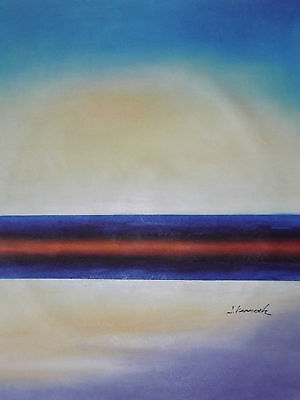 minimal abstract large oil painting canvas modern original contemporary rothko
