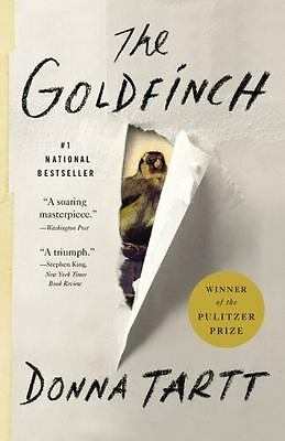 The Goldfinch by Donna Tartt (2015, Paperback)