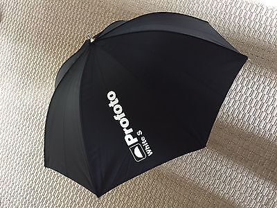 "Profoto D1 B1 33"" Shallow White Small Umbrella Pro Foto"