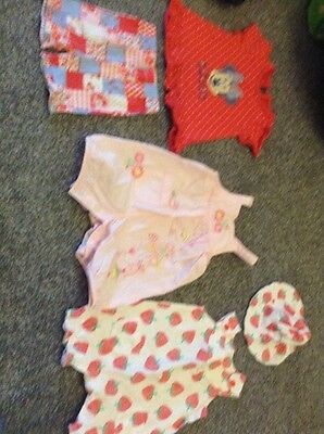 Baby Girls Summer Bundle Age 0-3 Months