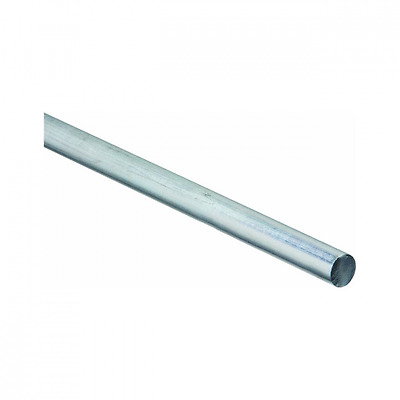 Stanley Hardware  N179-812 Zinc Plated Steel Smooth Rod, 5/8-Inch-by-36-Inch