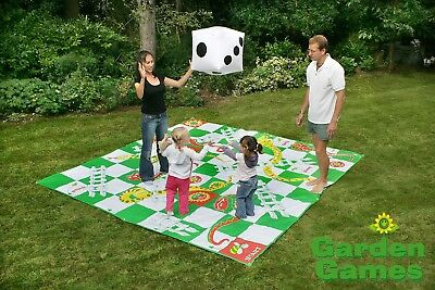 NEW Giant Snakes and Ladders - Yardgames,Toys