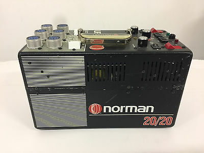 Norman 2020 power pack/ strobe head / reflector
