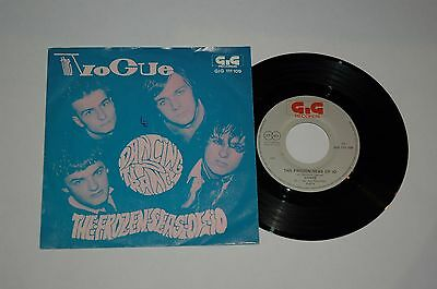 "7""/THE VOGUE/URINI/THE FROZEN EAS OF IO/GiG 111109"