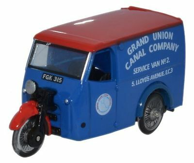 Oxford Diecast Tricycle Van Grand Union Canal Company 76TV008 (OO Scale)
