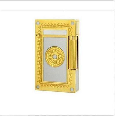 2018 NEW S.T Memorial lighter Bright Sound ! free shipping Gold color lighter 55
