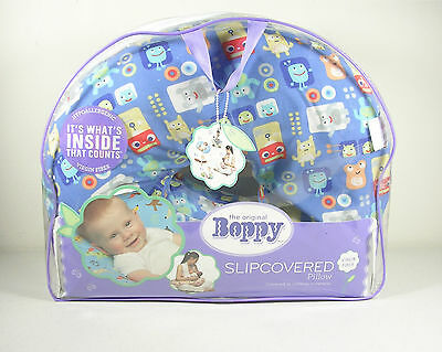 Original BOPPY Bare Naked Pillow Feeding and Support