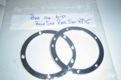 Penn fishing  reel  parts 6/0 right side ring set