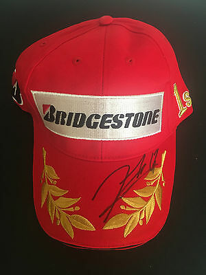 Nicky Hayden Signed Moto Gp Podium Cap+Photo Proof*see Nicky Sign This Cap*