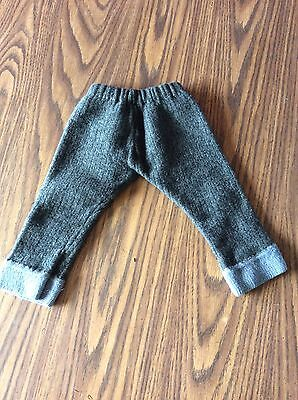 Wool Soaker Pants