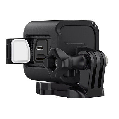 Low Profile Housing Frame Cover Case Mount Holder for GoPro Hero 4 Session Accs*