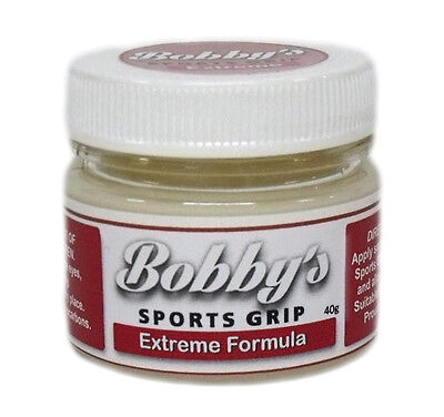Bobby's Lawn Bowls Grip - 40g The Best Sports Grip Around New Australian Product