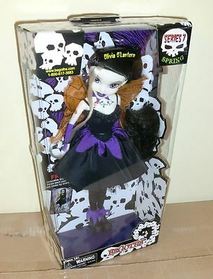 Bleeding Edge Begoths Series 7 Olivia O' Lantern Figur Doll 30 Cm Neu Neu