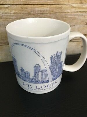 Starbucks St Louis Architect Series City Mug 18oz - 2008