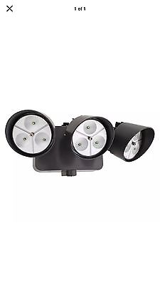 Lithonia Lighting OFLR 9LN 120 P BZ M2 Bronze LED Outdoor Functional