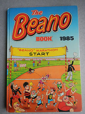 BEANO 1985 UK ANNUAL Great Condition: Clipped. No missing pages No pen marks