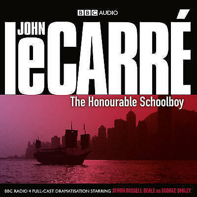 THE HONOURABLE SCHOOLBOY -Audio 3 CD - NEW
