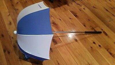 Caddy Cover, Blue/White, One Size
