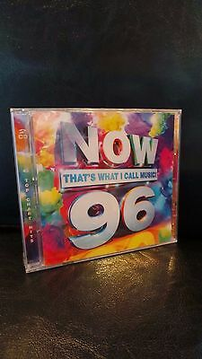Various Artists - Now That's What I Call Music! 96 (2017) . NEW SEALED .