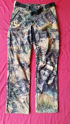 Huntech Transporter Pants High Country Camo Size Medium - Hunting