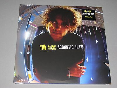 THE CURE Greatest (Acoustic) Hits 2LP PREORDER  New Sealed Vinyl 2 LP