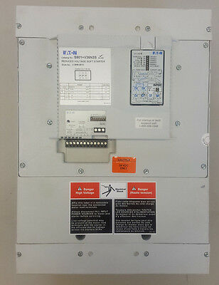 Eaton S801V36N3S Soft Starter 250Hp 360 Amps @ 480V and 350HP @ 575V