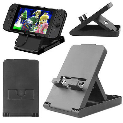 Adjustable Angle Foldable Display Holder Stand For Nintendo Switch Game Console