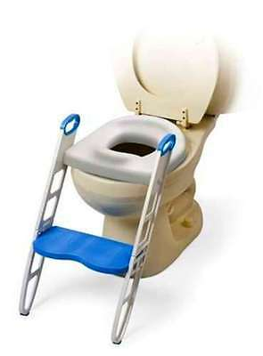 Kids Potty Training Seat with Step Stool Ladder for Child Toddler Toilet Chair !