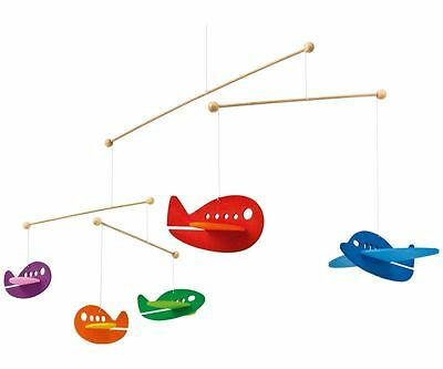 Selecta Colourful planes Children's Toy