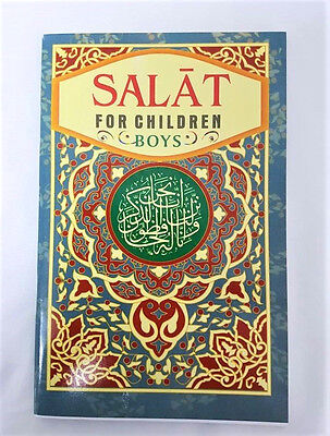 Salat for Children: Boys (Colour - PB - Salah - Prayer)