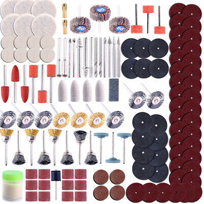 350PCS/Set Rotary Tool Accessory For Universal Sanding Grinding Polishing Kits
