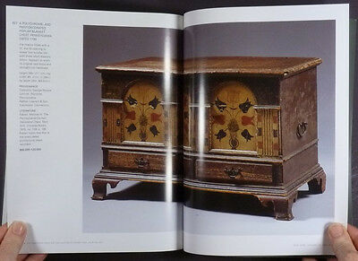 Book: Palley Collection: Antique American Folk Art and Furniture - 2002 Catalog