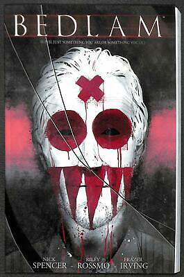 Bedlam Volume 1 (GN)