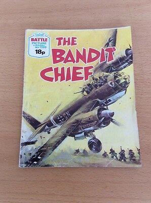 Battle Picture Library The Bandit Chief no 1399