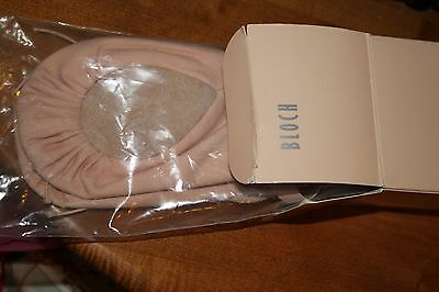 """NEW IN BAG Bloch """"Pump Split Sole"""" Ballet Shoes in Pink, S0277L, 7.5 Adult Sizes"""