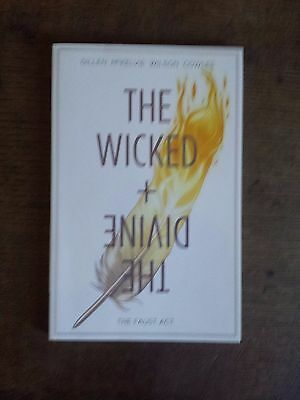 THE WICKED & THE DIVINE the faust act IMAGE graphic novel GILLEN / McKELVIE