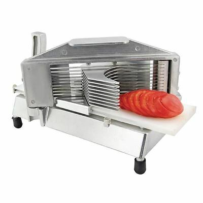 Vogue Tomato Slicer Cutter Chopper Stainless Steel Food Vegetable Prep Machine