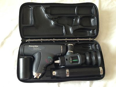 Welch Allyn Diagnostic Set W/ Panoptic Ophthalmoscope And Otoscope