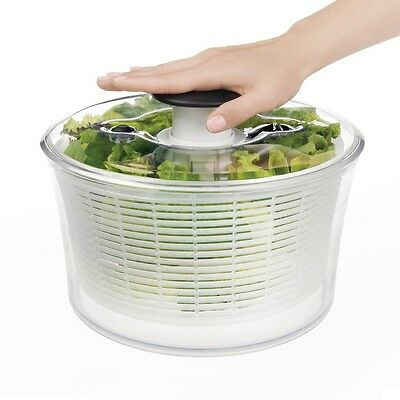 OXO Good Grips Salad And Herb Spinner 2.8Ltr Kitchen Utensil